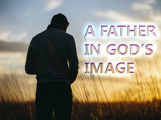 father in gods image